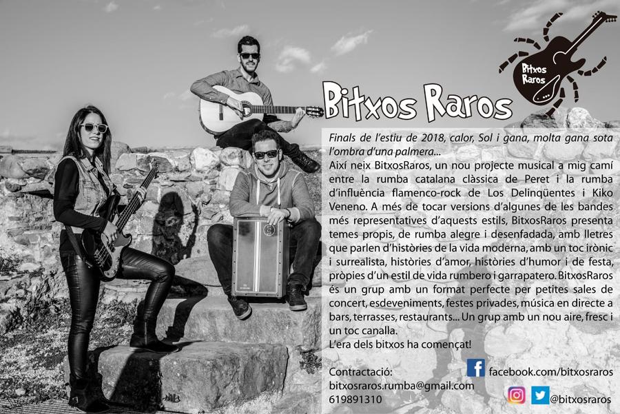 Bitxos raros band