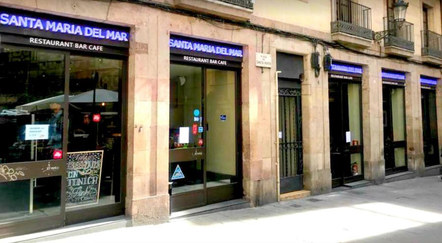 Restaurant Santa Maria del Mar