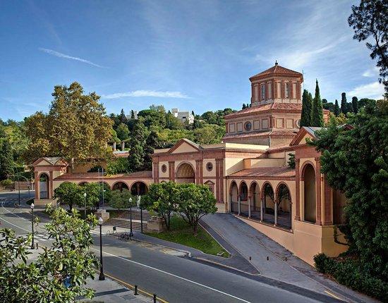 Reception venue - Museu d'Arqueologia de Catalunya